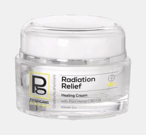 CBD radation relief skin cream