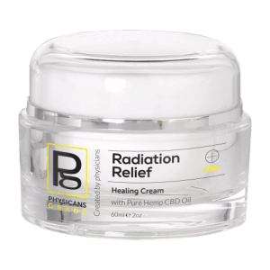 CBD radation relief skin cream