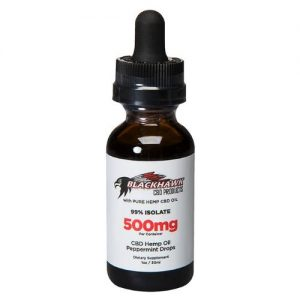 blackhawk 500 mg cbd isolate oil