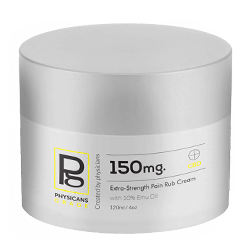 extra strength cbd pain relief balm