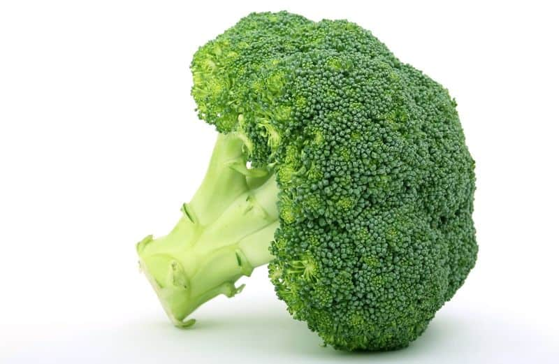 broccoli - diet affects how long cbd stays in your system