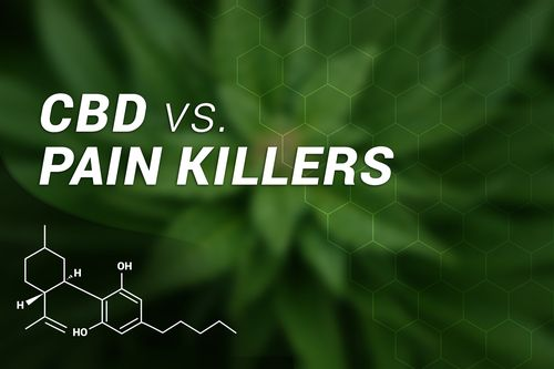 cbd vs painkillers