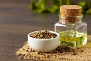 hemp seeds and cbd oil